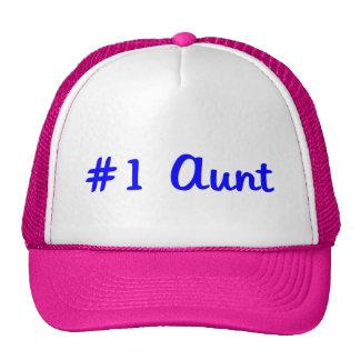 #1 Aunt Hat