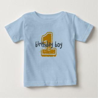 1, birthday boy baby T-Shirt