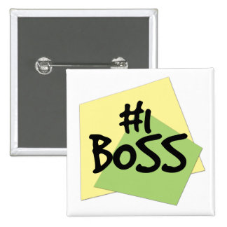#1 Boss Buttons