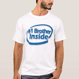 #1 Brother Inside Shirt