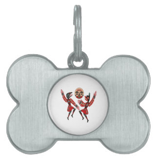 1 BUBBLE ZAZZ (6) PET TAG