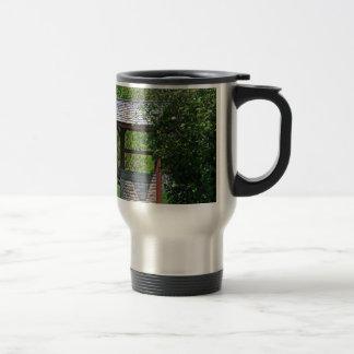 1 By the Wishing Well-vertical.JPG Travel Mug