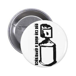 1 CAN PINBACK BUTTON