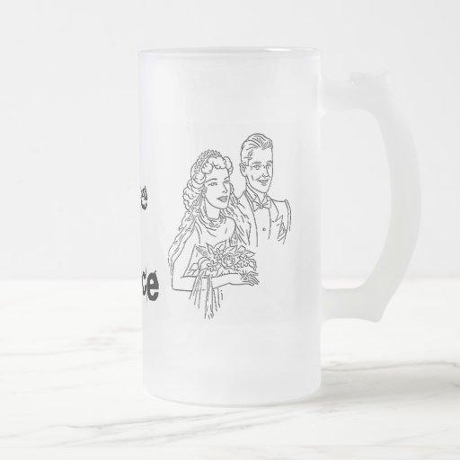 #1 Cause of Divorce Mug