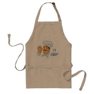 #1 Chef Apron