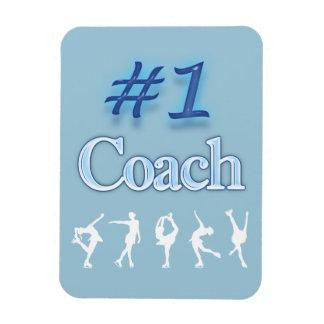 #1 COACH MAGNET- figure skaters