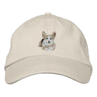 1 cool Corgi Embroidered Baseball Caps