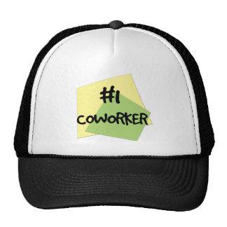 #1 Coworker Hats