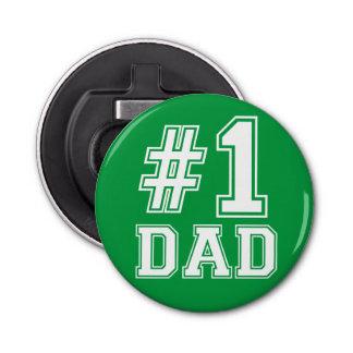 #1 Dad Bottle Opener Funny