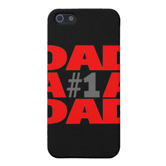 #1 Dad Case For The iPhone 5