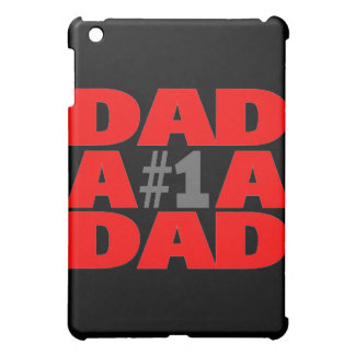 #1 Dad Cover For The iPad Mini