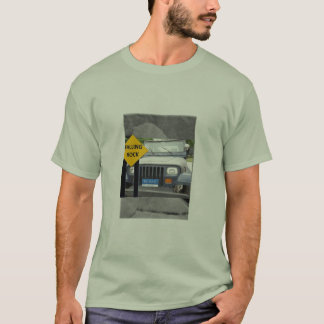 #1 Dad Jeep T-Shirt