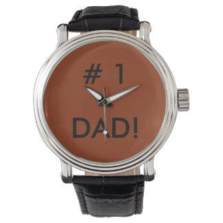 # 1 DAD! MENS WATCH