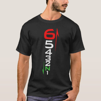 1 Down 5 Up T-Shirt