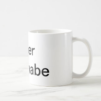 1%er Wannabe Coffee Mug