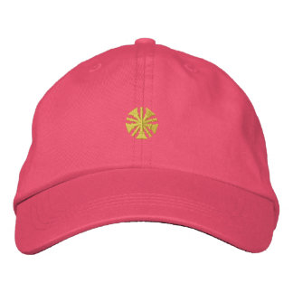 """1"""" Fire Chief Bugles Embroidered Baseball Cap"""