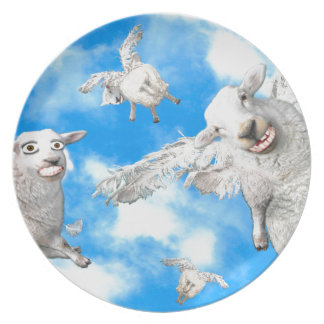 1_FLYING SHEEP PLATE
