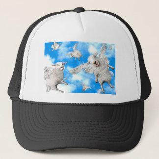 1_FLYING SHEEP TRUCKER HAT