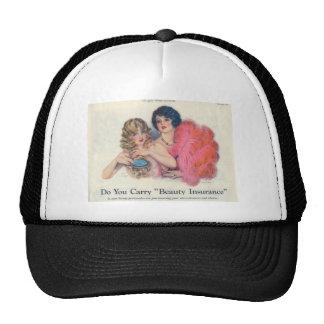 1 free vintage printable - ladies ad.jpg hat