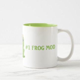 #1 Frog Mod Mug