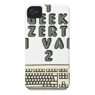 1 GEEK AZERY is worth 2 of them - Plays of motsT iPhone 4 Case