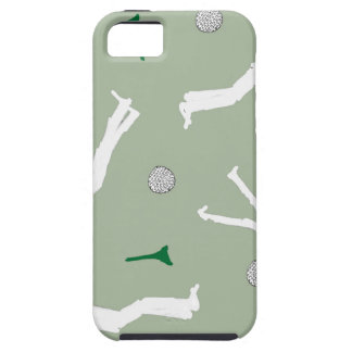 1) Golf Design from Tony Fernandes iPhone 5 Cases