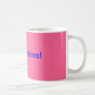 #1 Grandma! Coffee Mug