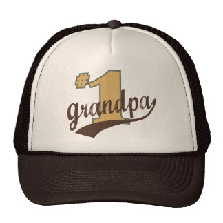1 Grandpa Hats