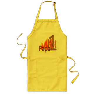1 Hot Papa Apron