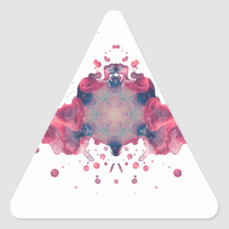 1_inkdala_30x30 triangle sticker