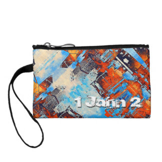 1 John Chapter 2 Lm Coin Purse