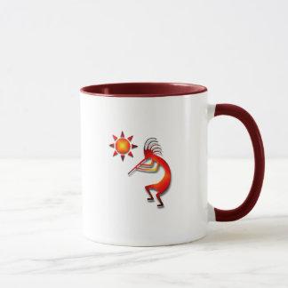 1 Kokopelli #24 Mug