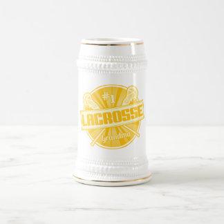 #1 Lacrosse Grandma Coffee Mug