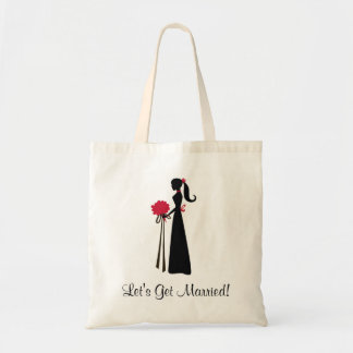 1, Let's Get Married! Tote Bag