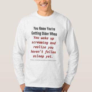 # 1 Midlife Crisis Lullaby Shirt