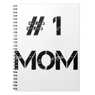 # 1 mom mother mommy notebook
