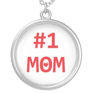 1 Mom Necklaces