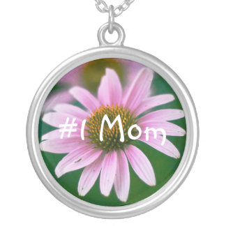 #1 Mom Custom Necklace