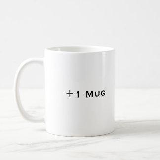 +1 Mug