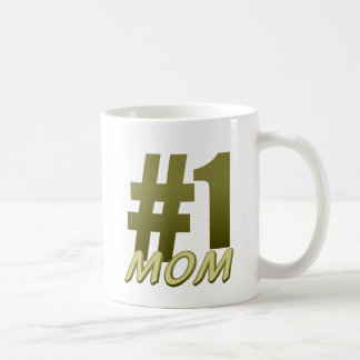 #1 Mum Mother's Day Mug