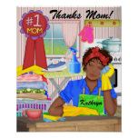 # 1 Mum Poster - SRF