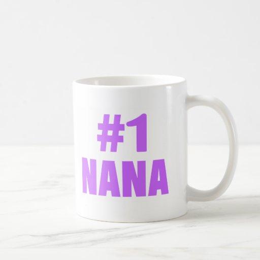 #1 Nana Mug