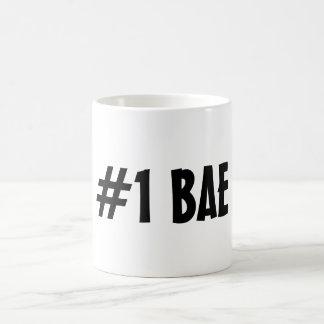 #1 Number ONE BAE MUG