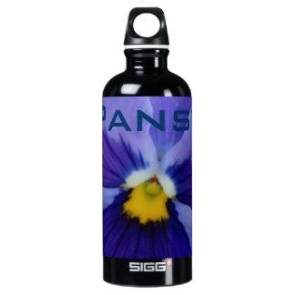 1 Pansy Blue Beauty SIGG Traveller 0.6L Water Bottle
