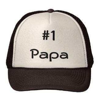 #1 Papa Hat