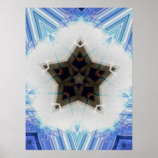 #1 Pentagrammatic Poster