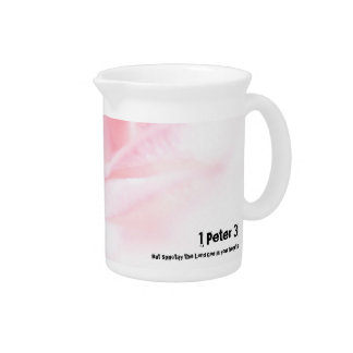 1 Peter chapter 3 But sanctify the Lord God Pitcher