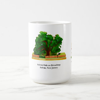 #1 PIERCE SERIES SALEM OAK MUG