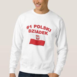 #1 Polski Dziadek Sweatshirt