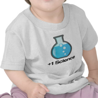 +1 Science T-shirts